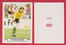 Eire Packie Bonner Glasgow Celtic